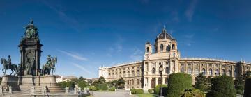 维也纳的酒店
