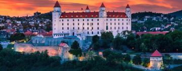 布拉迪斯拉发的酒店