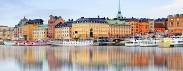 斯德哥尔摩的酒店
