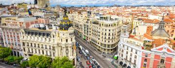 马德里的酒店