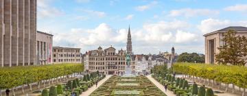 布鲁塞尔的酒店