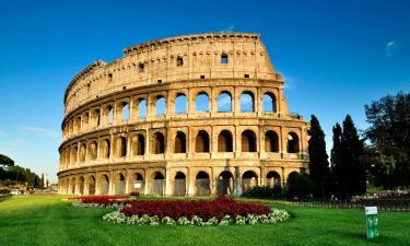 罗马的酒店