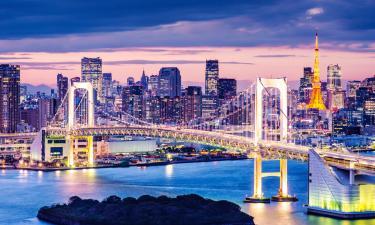 东京的酒店