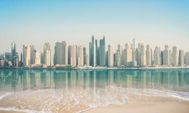 迪拜的公寓式酒店