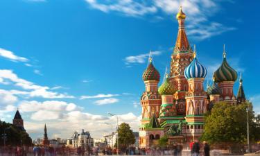 莫斯科的酒店
