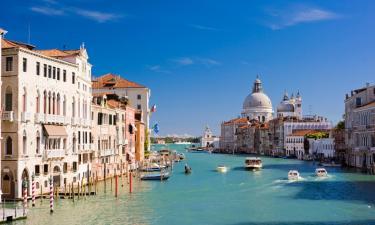 威尼斯的公寓式酒店
