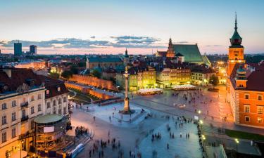华沙旅游观光