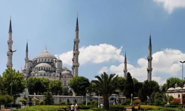 伊斯坦布尔的酒店
