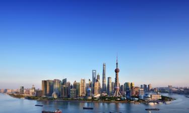 上海的青旅