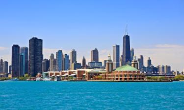 芝加哥的青旅