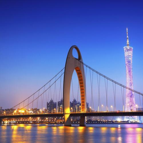 中国 广州
