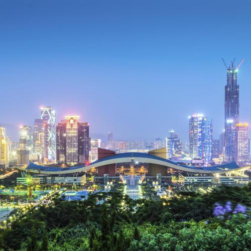 中国 深圳