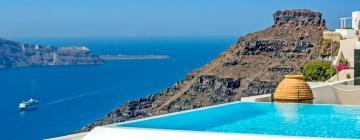 希腊的酒店