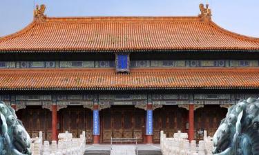中国的酒店