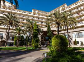 因图尔橙子酒店,位于贝尼卡西姆的酒店