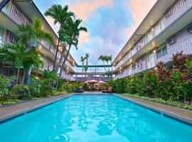 太平洋码头酒店,位于檀香山的酒店