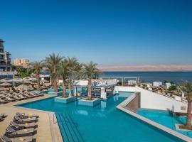 希尔顿酒店死海度假村及Spa,位于索瓦马的酒店