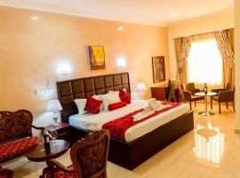Sefcon Suites & Apartment,位于阿布贾的酒店