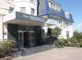 Trouville Hotel,位于伯恩茅斯的酒店