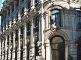 格特酒店,位于蒙特利尔的酒店