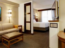 Hyatt Place Houston-North,位于休斯顿的酒店