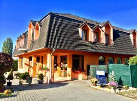 塞尼察酒店,位于塞尼察的酒店