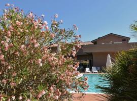 圣罗索雷住宅酒店,位于比萨的公寓式酒店
