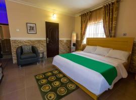 伯贝拉皇宫酒店,位于阿布贾的酒店
