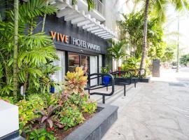 威基基VIVE酒店,位于檀香山的酒店