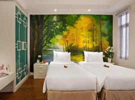 河内拉瑟瓦酒店,位于河内的酒店