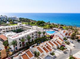 Helios Bay Hotel and Suites,位于帕福斯的酒店
