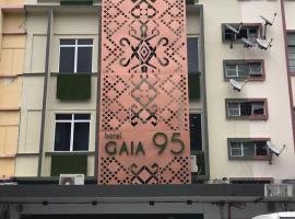 盖亚95酒店,位于哥打京那巴鲁的酒店