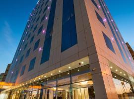 布拉瑞艾尔维扎特酒店,位于利雅德的酒店