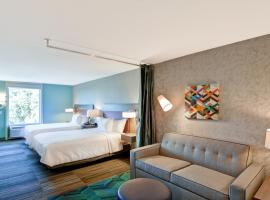 Home2 Suites By Hilton Tampa USF Near Busch Gardens,位于坦帕的酒店