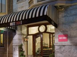 白天鹅酒店,位于旧金山的酒店