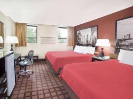 芝加哥IL速8酒店,位于芝加哥的酒店