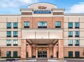 丹佛国际机场贝蒙特旅馆套房酒店,位于丹佛的酒店