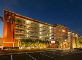 坦帕机场西岸华美达酒店,位于坦帕的酒店