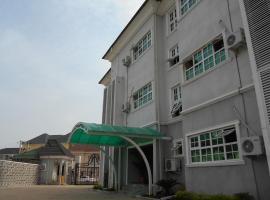 Kifina Emerald Hotel,位于阿布贾的酒店
