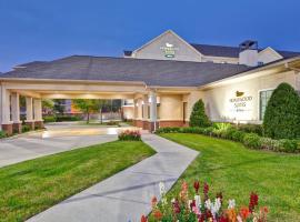 休斯顿西能源走廊希尔顿霍姆伍德套房酒店,位于休斯顿的酒店