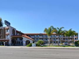 宜人酒店,位于圣地亚哥的酒店