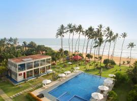 瓦卡杜瓦俱乐部温泉及海滩度假村,位于卡卢特勒的酒店