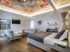 Martelli 6 Suite & Apartments,位于佛罗伦萨的住宿加早餐旅馆