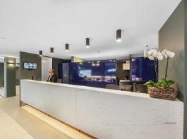 贝尔肯之路酒店及服务式公寓,位于堪培拉的酒店