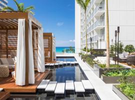 威基基海滩阿洛希拉尼酒店,位于檀香山的酒店