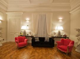 隆巴尔多住宿加早餐旅馆,位于佛罗伦萨的住宿加早餐旅馆