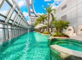 板桥凯撒大饭店 ,位于台北的酒店