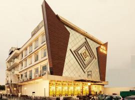 Hotel The Onix,位于德拉敦的酒店
