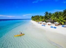 马尔代夫环球度假村,位于北马累环礁的酒店