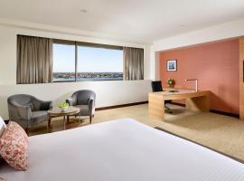 珀斯泛太平洋酒店,位于珀斯的酒店